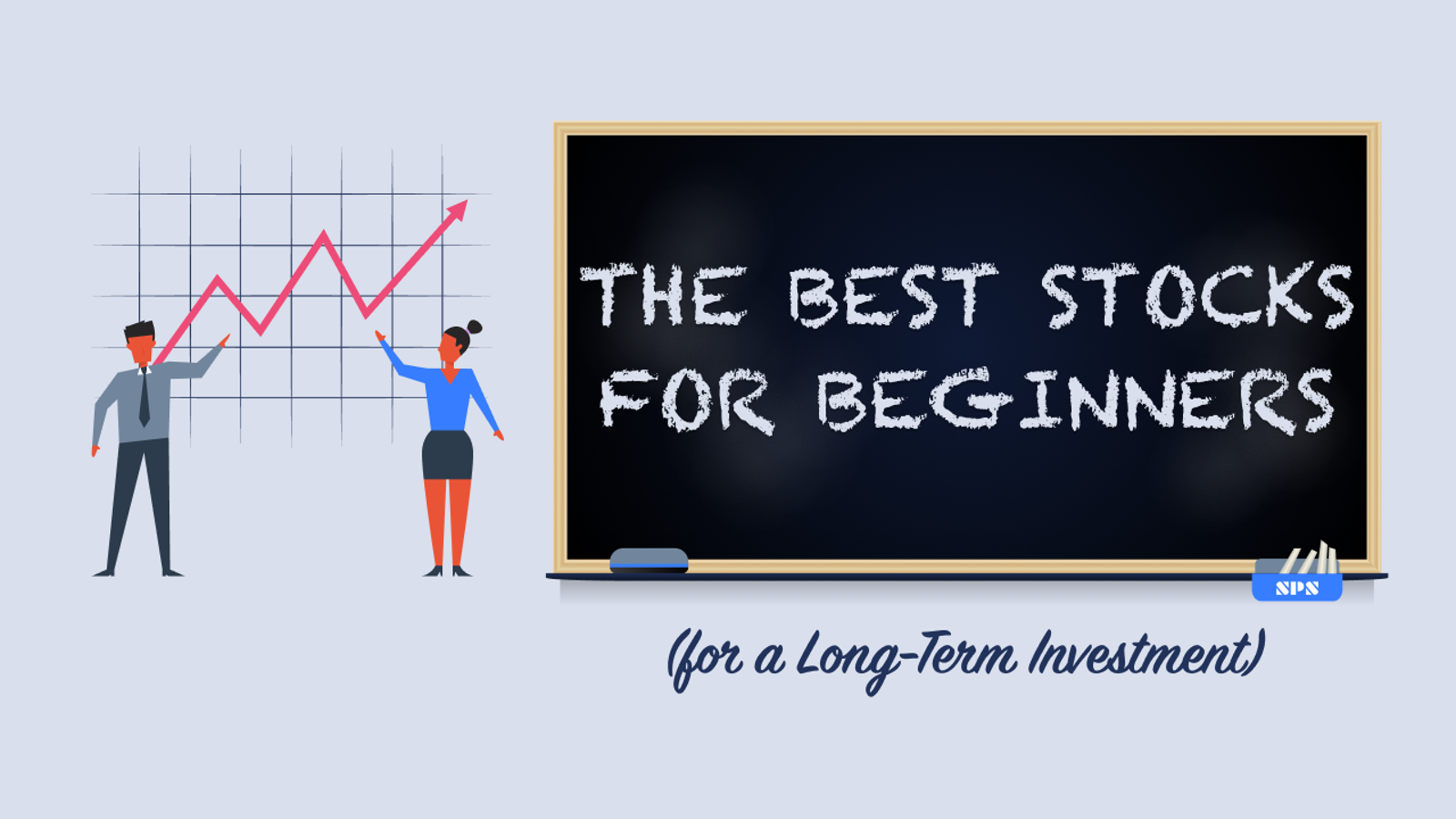 The Best Stocks For Beginners (for a Long-Term Investment)